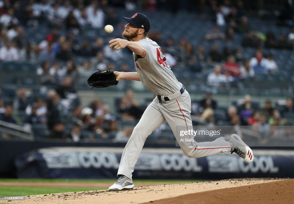 Boston Red Sox v New York Yankees : Nyhetsfoto