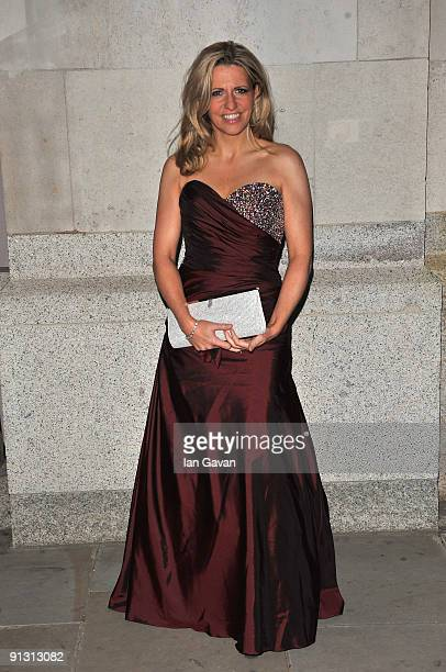 Jackie Brambles attends The Inspiration Awards for Women at Cadogan Hall on October 1, 2009 in London, England.