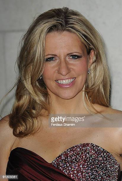 Jackie Brambles attends The Inspiration Awards For Women on October 1, 2009 in London, England.