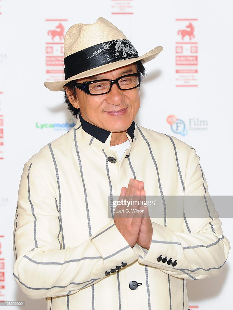 "Jackie Chan Introduces ""Chinese Zodiac"""