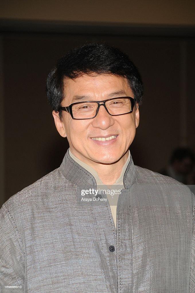 "AMPAS Hosts ""An Academy Salute To Jackie Chan"" : News Photo"