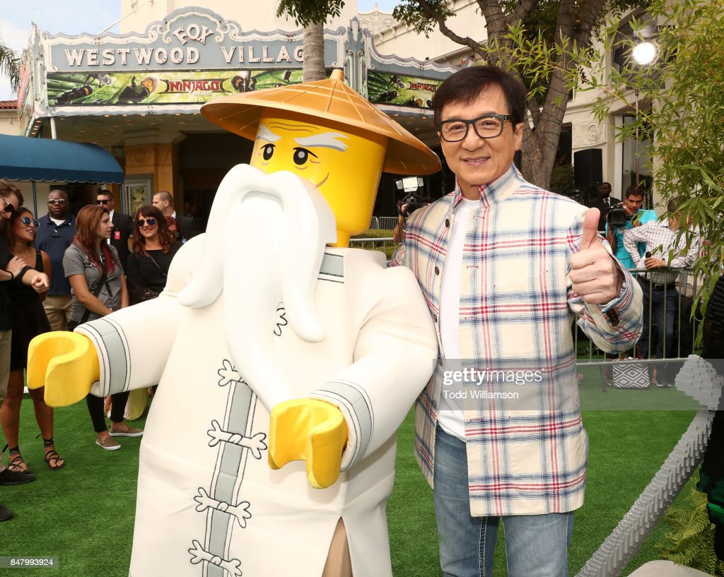 """Premiere Of Warner Bros. Pictures' """"The LEGO Ninjago Movie"""" - Red Carpet"""