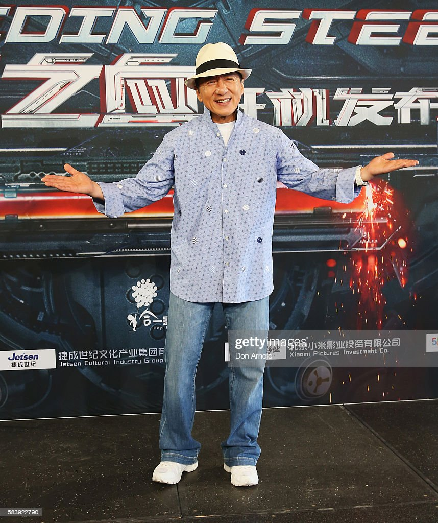 Bleeding Steel Press Conference & Photocall