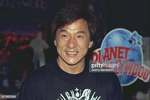Jackie Chan star of Brett Ratner's movie