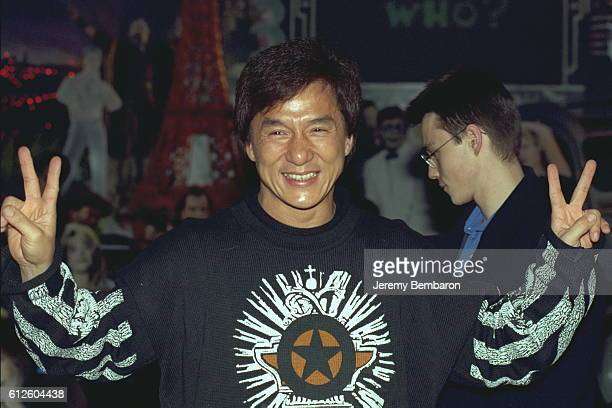 Jackie Chan star of Brett Ratner's movie