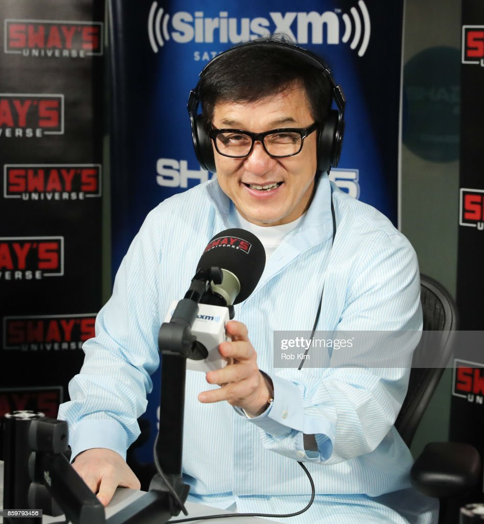 Celebrities Visit SiriusXM - October 10, 2017
