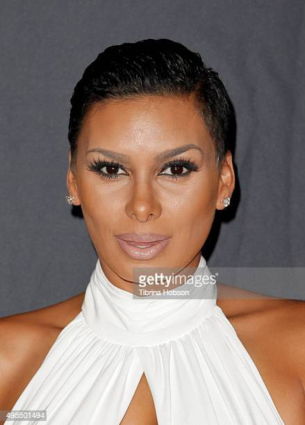 Jackie Christie attends Star Magazine's Scene Stealers party at W Hollywood on October 22 2015 in Hollywood California
