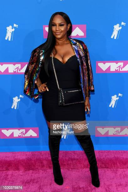 Jackie Christie attends the 2018 MTV Video Music Awards at Radio City Music Hall on August 20 2018 in New York City