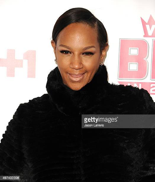 Jackie Christie attends the VH1 Big In 2015 with Entertainment Weekly Awards at Pacific Design Center on November 15 2015 in West Hollywood California