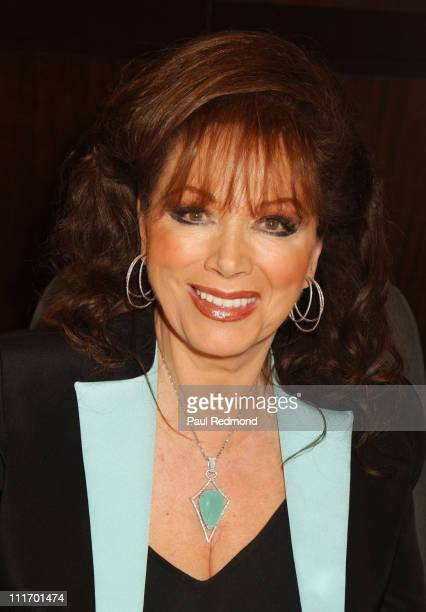 Jackie Collins at The Grove on February 17 2010 in Los Angeles California