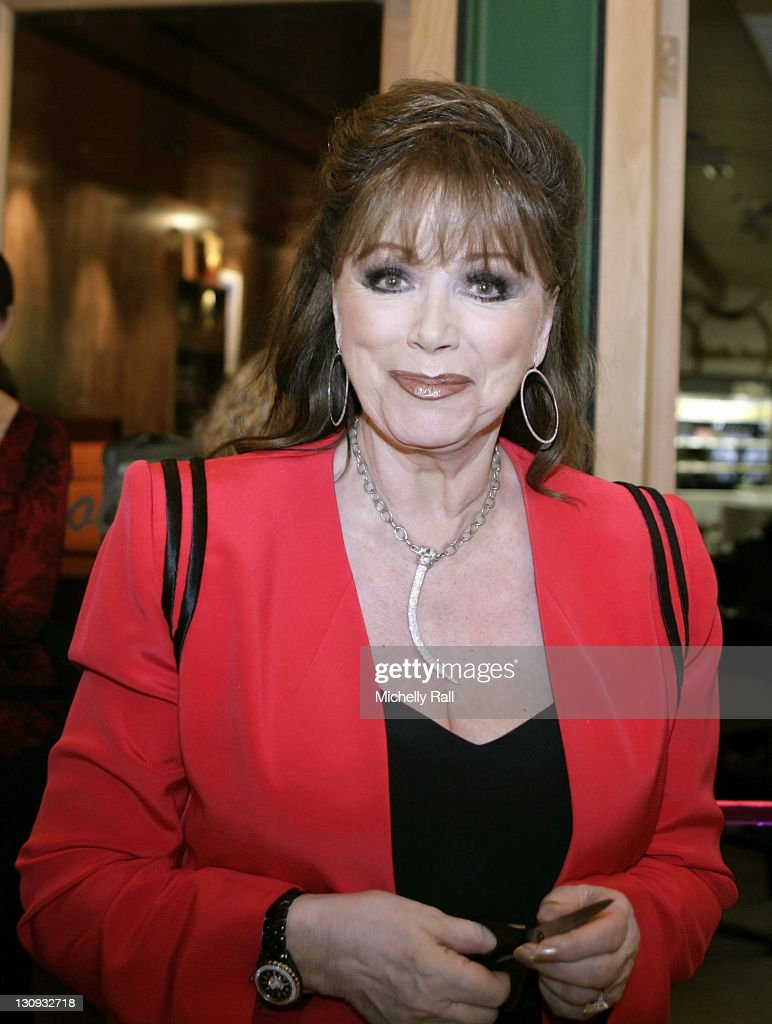 Jackie Collins Book Launch in Cape Town