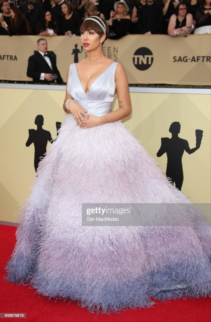 24th Annual Screen Actors Guild Awards - Arrivals : News Photo