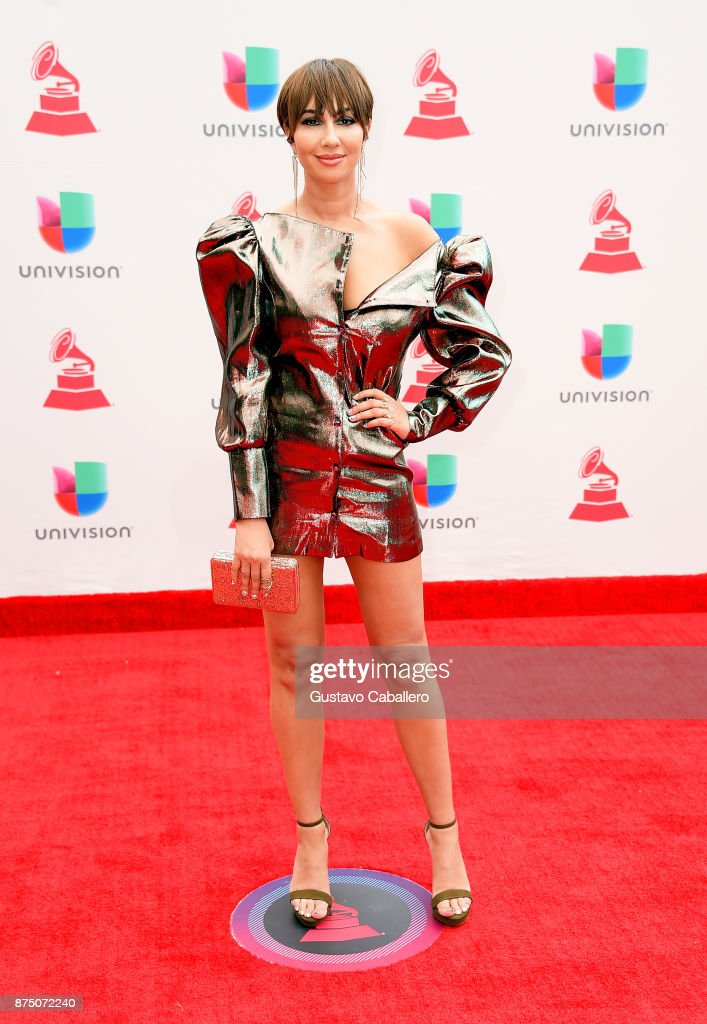 Jackie Cruz attends the 18th Annual Latin Grammy Awards at MGM Grand Garden Arena on November 16, 2017 in Las Vegas, Nevada.