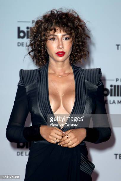 Jackie Cruz attends the Billboard Latin Music Awards at Watsco Center on April 27 2017 in Coral Gables Florida
