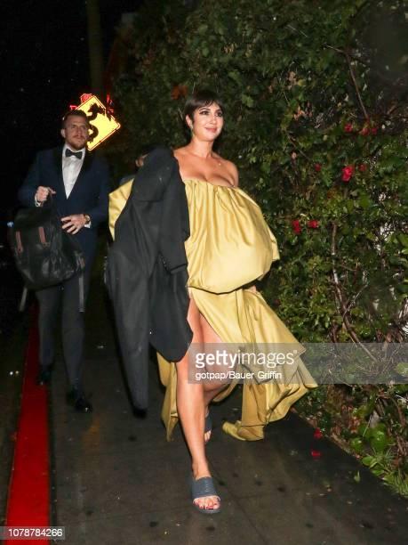 Jackie Cruz is seen on January 07 2019 in Los Angeles California