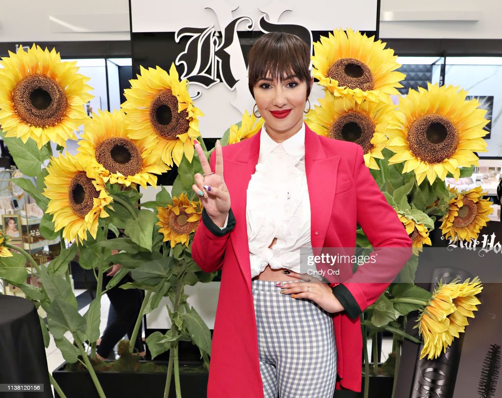 NY: Jackie Cruz Launches Kat Von D Beauty Go Big Or Go Home Mascara With A Personal Appearance At Sephora