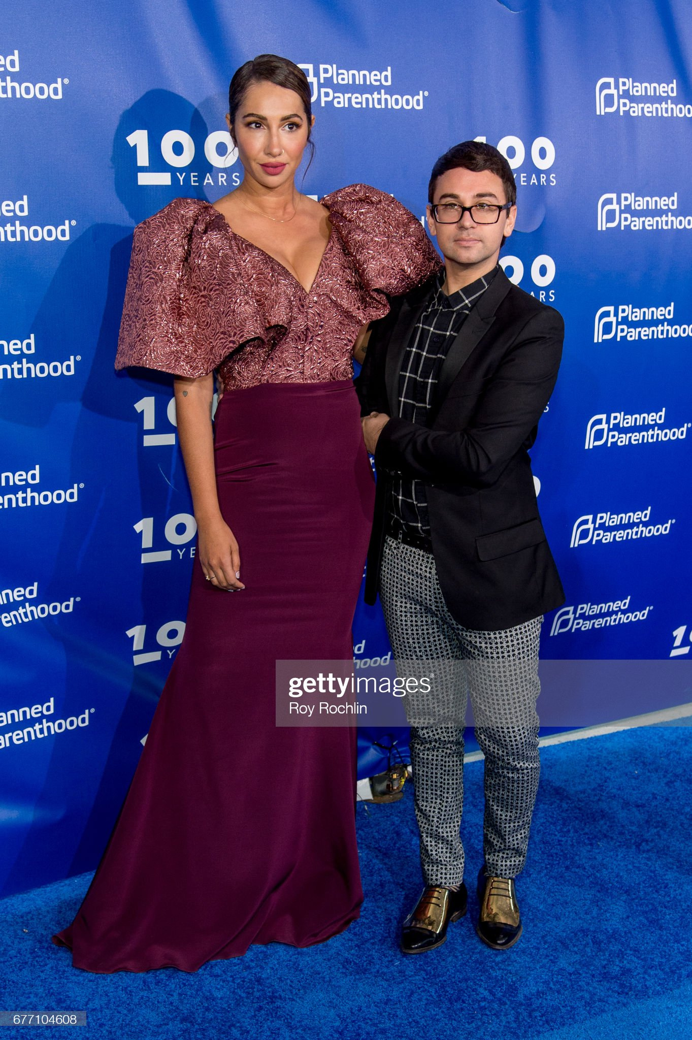 ¿Cuánto mide Christian Siriano? - Altura - Real height Jackie-cruz-wearing-a-christian-siriano-dress-and-christian-siriano-picture-id677104608?s=2048x2048