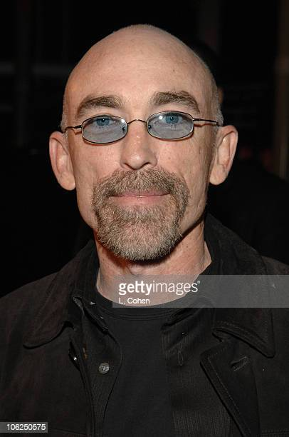 Jackie Earle Haley during The Painted Veil Los Angeles Premiere Red Carpet at Arclight Cinema in Hollywood California United States