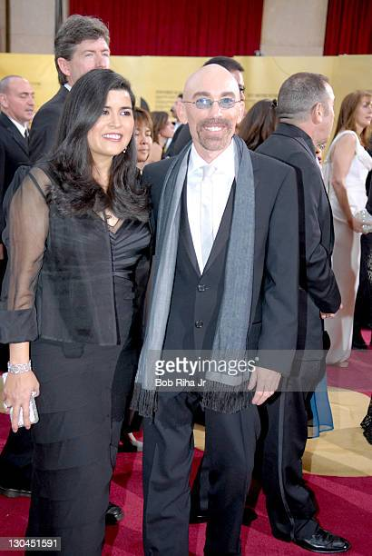"""Jackie Earle Haley nominee Best Actor in a Supporting Role for """"Little Children"""" and Amelia Cruz"""