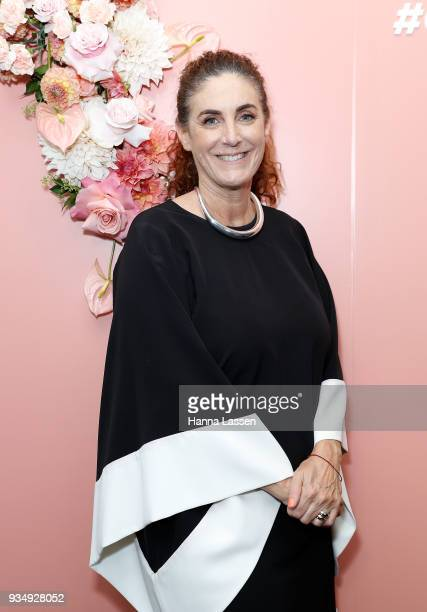 Jackie Frank attends the Bumble Bizz launch on March 20 2018 in Sydney Australia