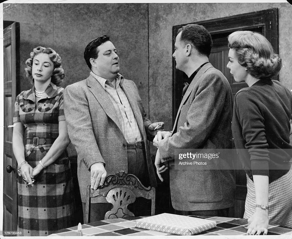Jackie Gleason In 'The Honeymooners' : News Photo