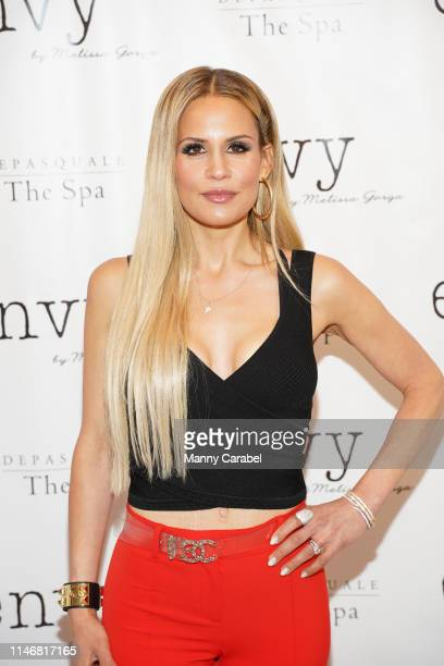 Jackie Goldschneider attends the Envy By Melissa Gorga Fashion Show on May 03, 2019 in Hawthorne, New Jersey.