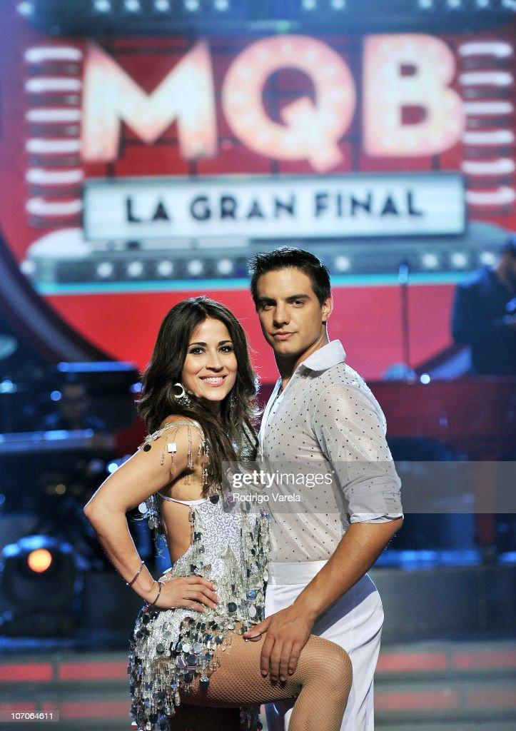 Univision's Mira Quien Baila Grand Finale