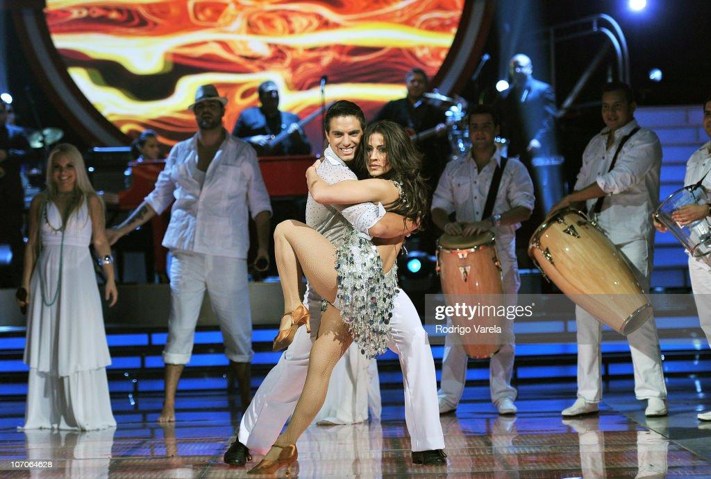 Univision's Mira Quien Baila Grand Finale : News Photo