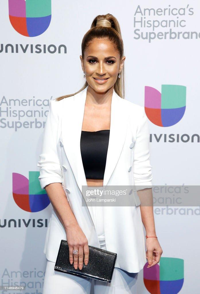 2019 Univision Upfront : News Photo