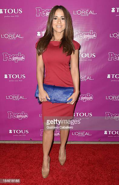 Jackie Guerrido attends People En Espanol Celebrates The 25 Most Powerful Women at The Biltmore Hotel on October 23 2012 in Coral Gables Florida