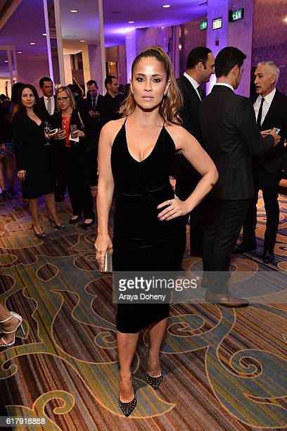 Jackie Guerrido attends the The Paley Center for Media's Hollywood Tribute to Hispanic Achievements in Television at the Beverly Wilshire Four...