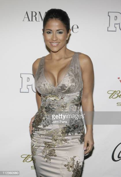 Jackie Guerrido during People en Espanol Stars of the Year Arrivals at Kary Y in Miami Florida United States