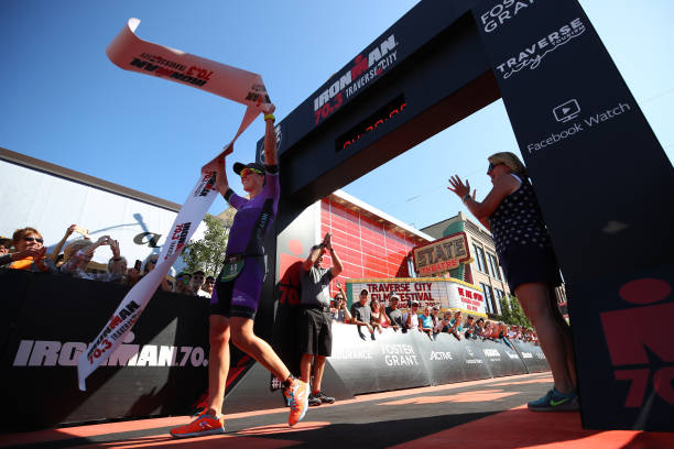MI: IRONMAN 70.3 Traverse City