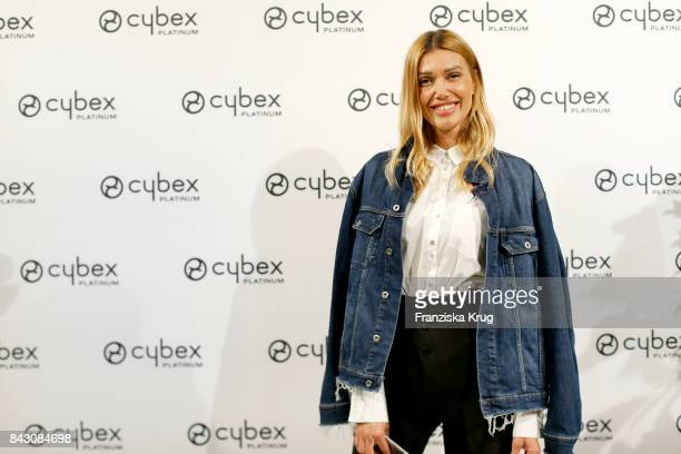 Jackie Hide during the Cybex Fashion Cocktail on September 5 2017 in Berlin Germany