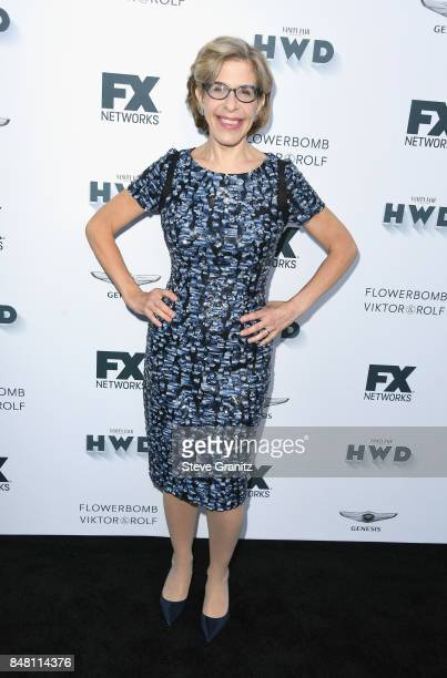 Jackie Hoffman attends FX and Vanity Fair Emmy Celebration at Craft on September 16 2017 in Century City California