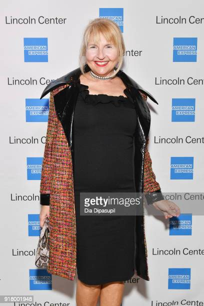 Jackie Holiday attends the Winter Gala at Lincoln Center at Alice Tully Hall on February 13 2018 in New York City
