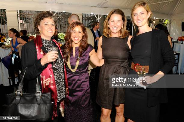 Jackie Holland Laurie Dolginoff Alex Holland and Lauren Holland attend Cynthia Rowley Summer/Spring 2011 Reception With Johnson Johnson at Cooper...