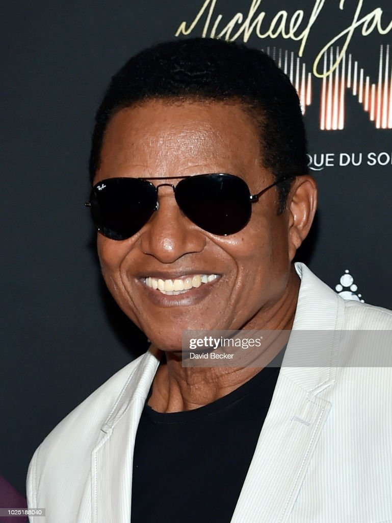 Jackie Jackson attends the Michael Jackson diamond birthday celebration at Mandalay Bay Resort and Casino on August 29, 2018 in Las Vegas, Nevada.
