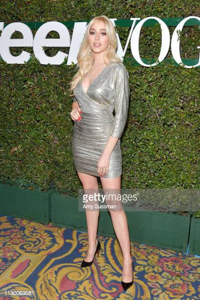Jackie Jacobson attends Teen Vogue's 2019 Young Hollywood Party Presented By Snap at Los Angeles Theatre on February 15 2019 in Los Angeles California