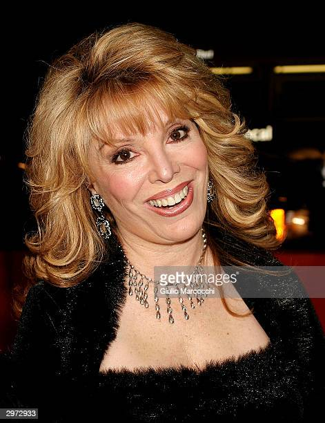 "Jackie Kallen arrives at the Los Angeles premiere of Paramount's ""Against the Ropes"" at Grauman's Chinese Theater, February 11, 2004 in Hollywood,..."