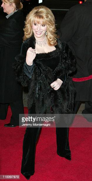 Jackie Kallen during Against the Ropes World Premiere at Graumann's Chinese Theatre in Hollywood California United States
