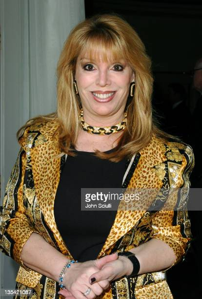 Jackie Kallen during PATH Presents 20 Years of Giving at Beverly Hills Hotel in Beverly Hills California United States