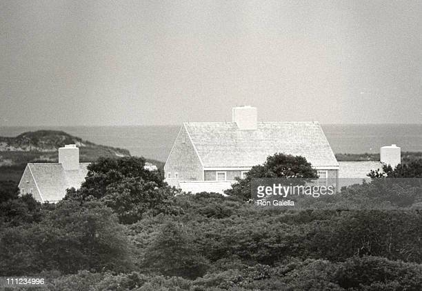 Jackie Kennedy Onassis' House in Martha's Vineyard