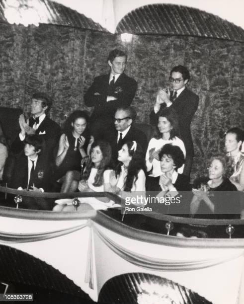 Jackie Kennedy Onassis John F Kennedy Jr and Caroline Kennedy