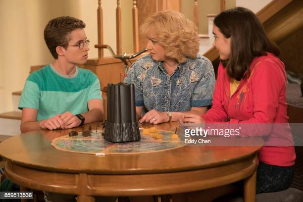 THE GOLDBERGS Jackie Likes Star Trek After Adam and Jackie disagree over their Halloween costumes Murray teaches Adam to be a shell of a man to keep...
