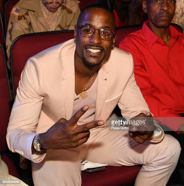Jackie Long at 2017 BET Awards at Microsoft Theater on June 25 2017 in Los Angeles California