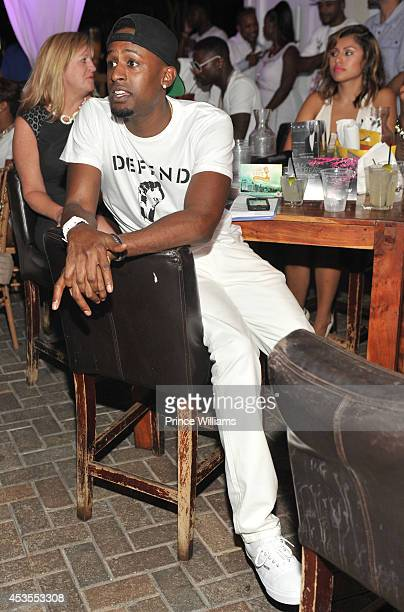 Jackie Long attends ATL live on the Park at Park Tavern on August 12, 2014 in Atlanta, Georgia.