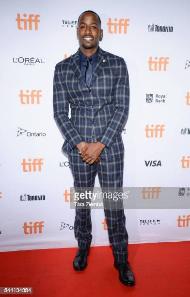 Jackie Long attends the 'Bodied' premiere during the 2017 Toronto International Film Festival at Ryerson Theatre on September 7 2017 in Toronto Canada