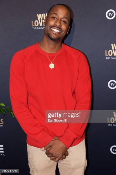 Jackie Long attends the Premiere Of TV One's 'When Looks Kill' at Harmony Gold on August 22 2017 in Los Angeles California