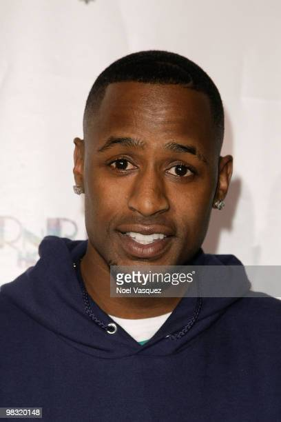 Jackie Long attends the RnB Live Hollywood presents Faith Evans at The Key Club on April 7 2010 in West Hollywood California